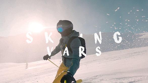 Ski à Vars