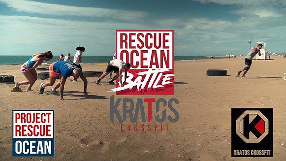 Rescue Ocean Battle - Du CrossFit pour notre planète