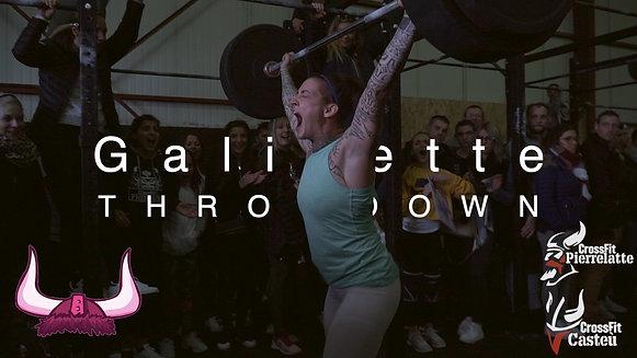 Galinette Throwdown