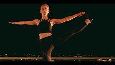 Spektakularny trening jogi