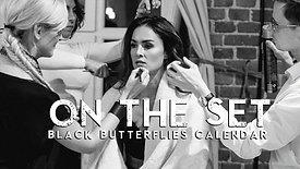 Black Buterflies by Eva Minge