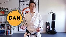 Jak zawiązać pas w karate