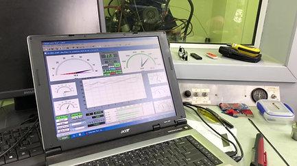 Sabre Motorsport Dyno Facility