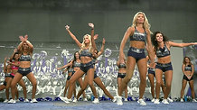 CMT DALLAS COWBOYS CHEERLEADERS:  MAKING THE TEAM NEW SEASON COLD OPEN
