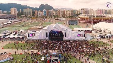 Excursão Rock in Rio 2019