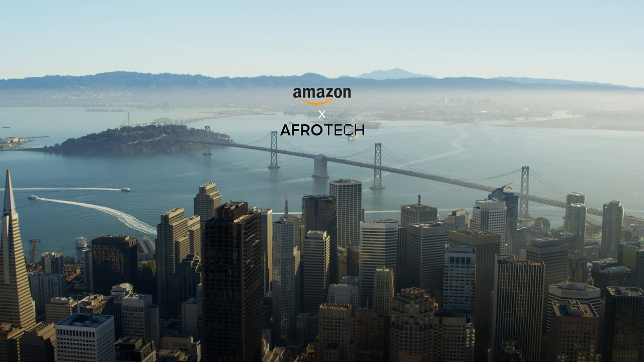 Amazon x Afrotech