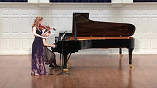 Mozart - Sonata for piano and violin in C major, K. 303 (1st movement)