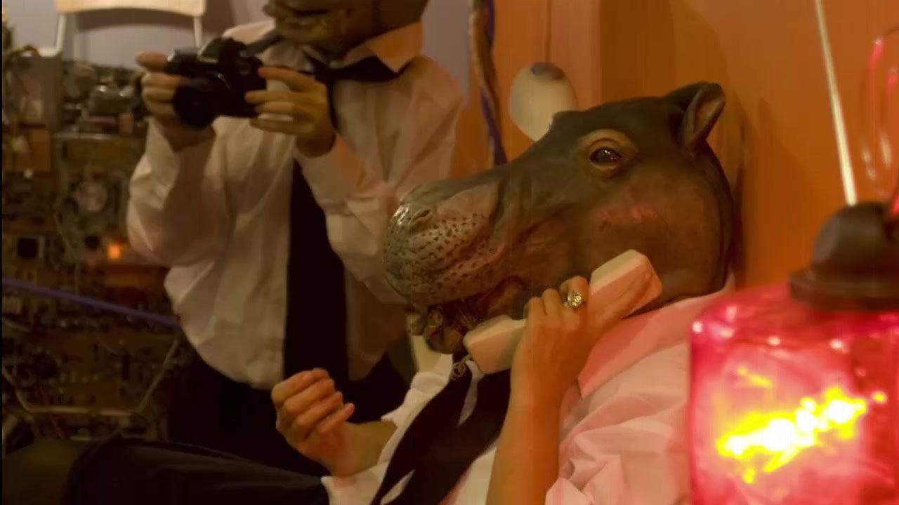 The Hippo Hotel