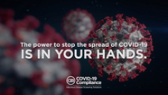 The Power to Stop Covid 19 is in Your Hands