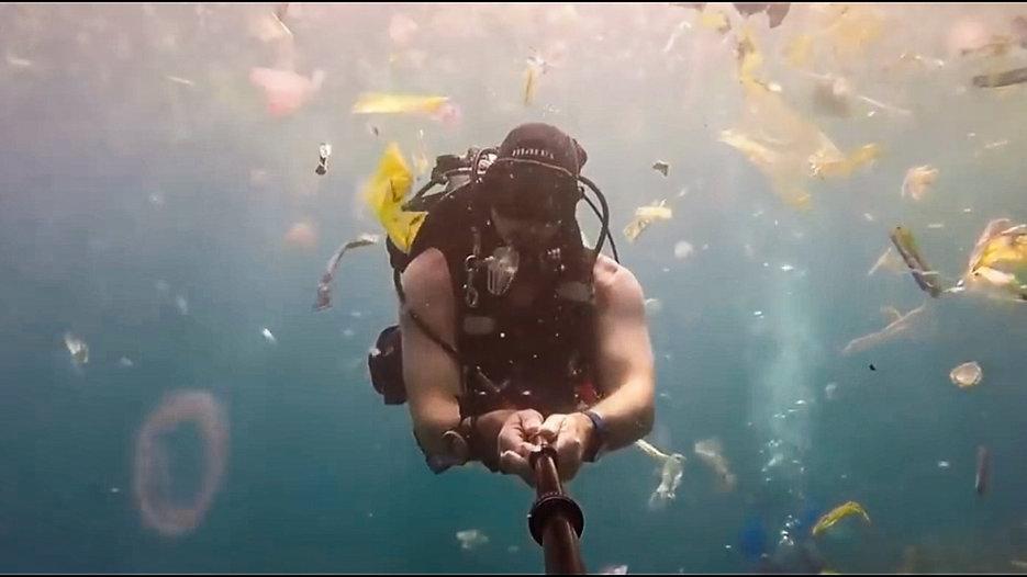 Polymers - Ocean scene