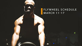 Flywheel Schedule