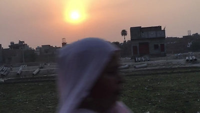 Pakistan Sunset