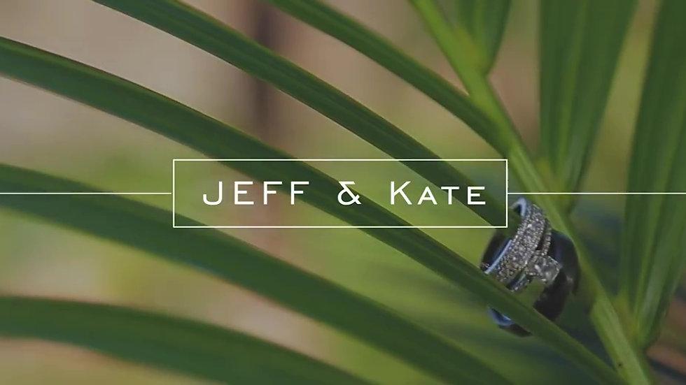 Wedding Jeff & Kate