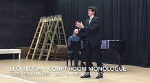 Monolouge - The Producers