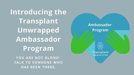 Participant Ambassador Video