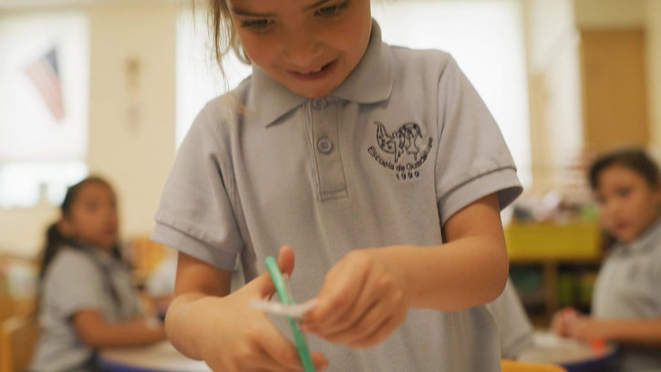 Escuela de Guadalupe - Celebrating 20 Years