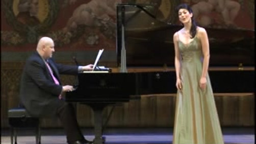 Siegfried Wagner: La tombe dit à la rose Klavier: Eytan Pessen