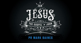 Jesus, Gospel in John Series - Eternity, Pt.1 //The Dash (Mark Baines)