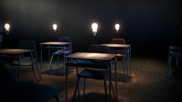Vivian Classroom | 3D SCANNING