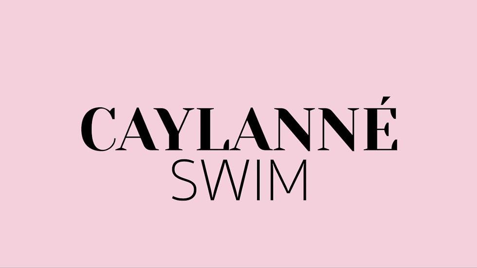 CAYLANNE SWIM