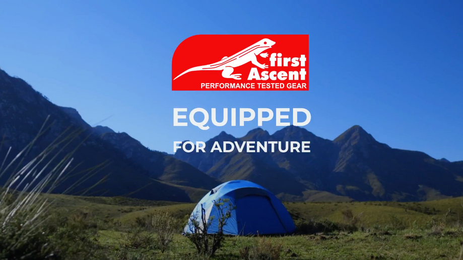 First Ascent - Equipped for Adventure