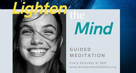 Lighten the Mind_July