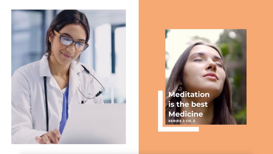 Meditation is the best Medicine 2-2