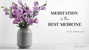 Meditation is the best Medicine 1-3