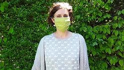 Bien mettre un masque de protection