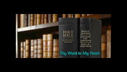 Thy Word in My Heart - Project 3