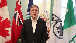 Love My Neighbour - Message from Ottawa's Mayor Jim Watson