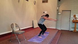 Slow Spine Stretch