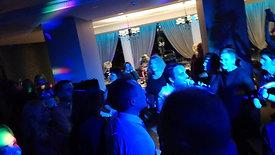 Privataus įmonės renginio staigmena - prie Vedejas.NET komandos prisijungęs Radži