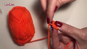 Single Crochet (sc) Decrease (dec)
