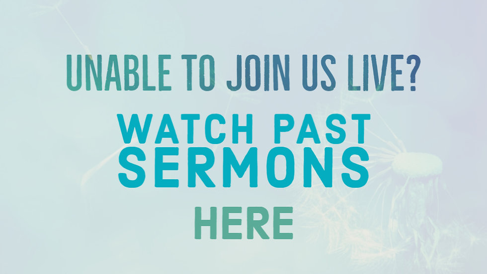 Communion on Mountains - Oct.3rd 2021