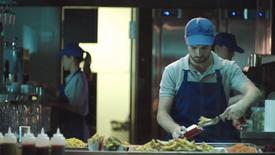 """Cocinero-Encuestadora"" for FUNDACIÓN PRINCESA DE GIRONA"