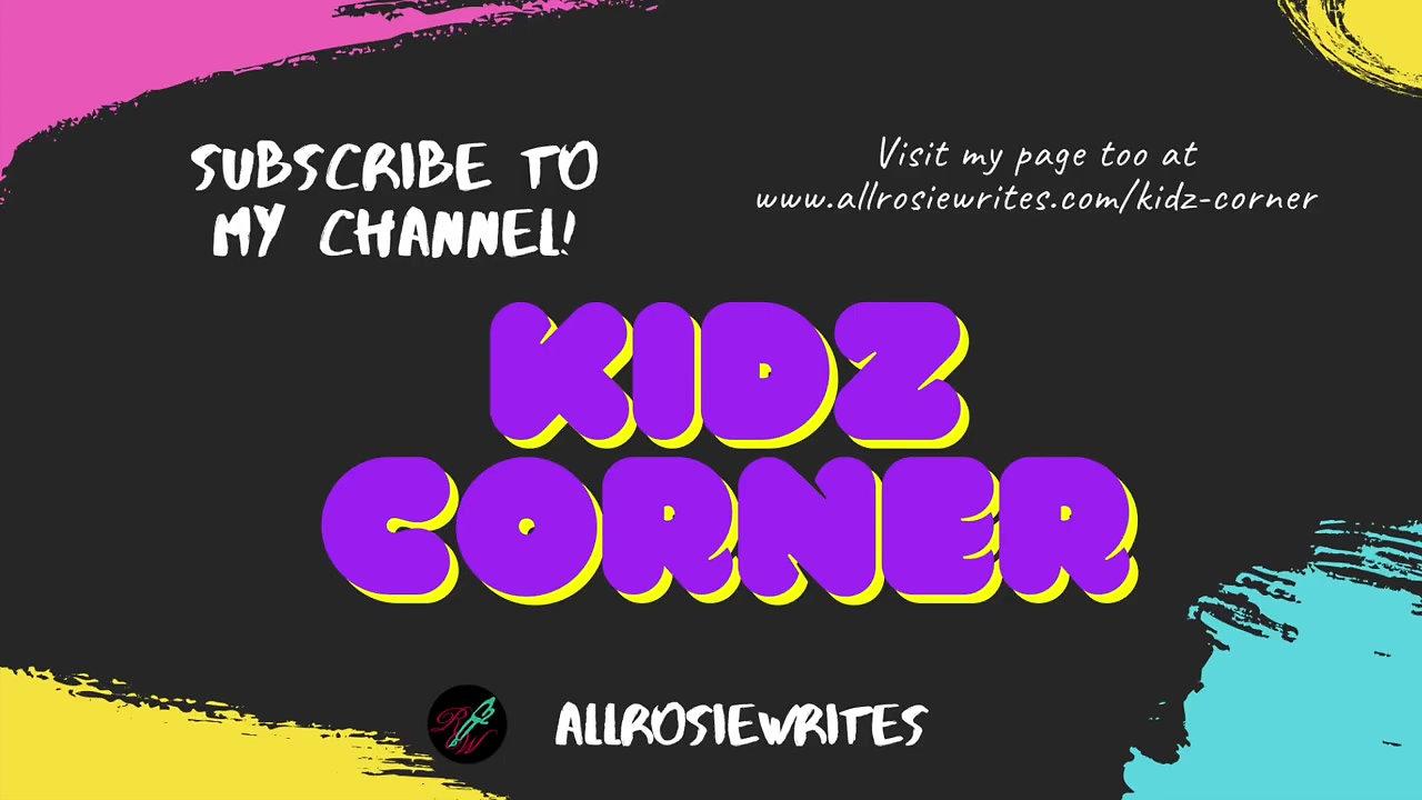 AllRosieWrites KIDZ CORNER - Reading With Rosie - Sammie the Sea Turtle