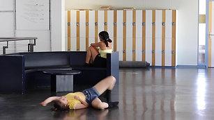 Stepping out, Emiliy Carrara et Océane Rollier