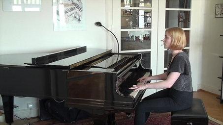 Bach, Prélude et Fugue Barbara Conus