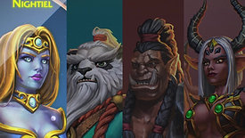 Dragon Champions Tromgar
