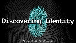 Discovering Identity 3/8/20