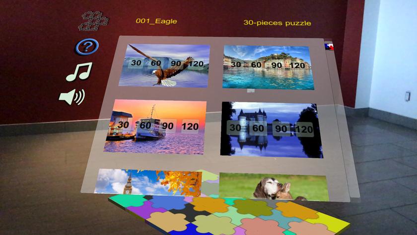 AR Puzzles