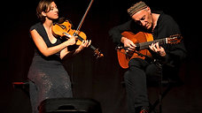 Miroslav Tadic and Yvette Holzwarth - Clockshop Hear Sundays