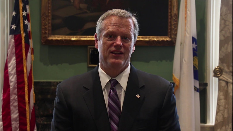 Governor Charlie Baker, 2017 Innovators in Health Awards