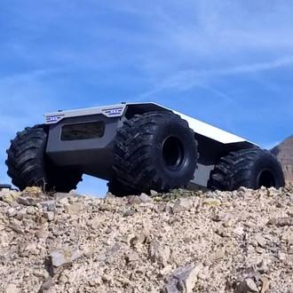 R1 ArduPilot Autonomous Rover UGV