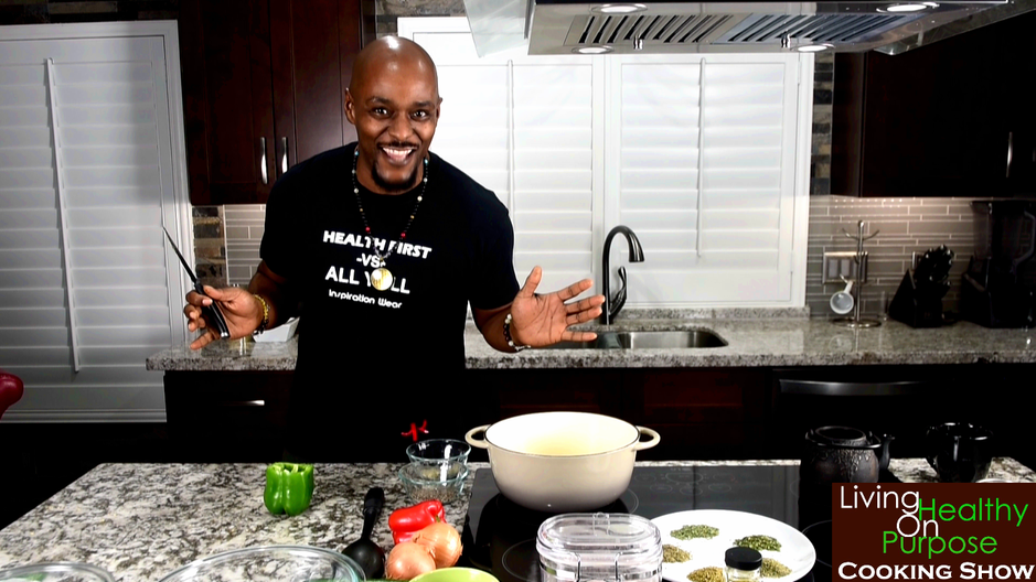 Living Healthy On Purpose EP1