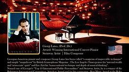 Beijing International Piano Competition Adjudication 2021