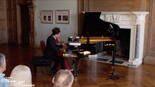 The Latsos Piano Duo performs Rachmaninoff's Waltz Op. 11, No 4