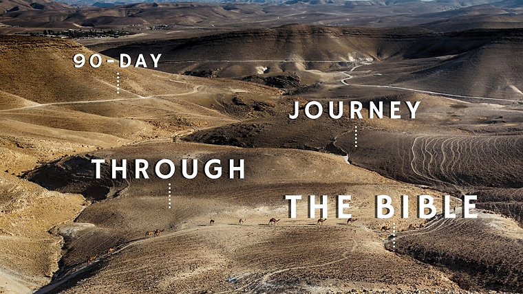Current Series: Bible Journey
