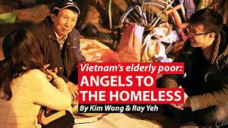 Vietnam' Elderly Poor: Angels to the homeless